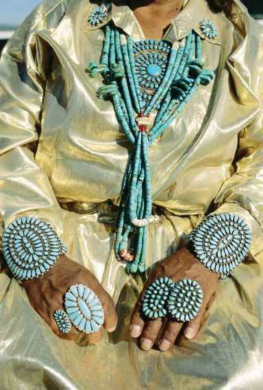 Turquoise Meaning Native Americans