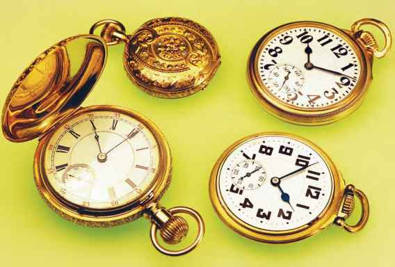 Ancient Timepieces