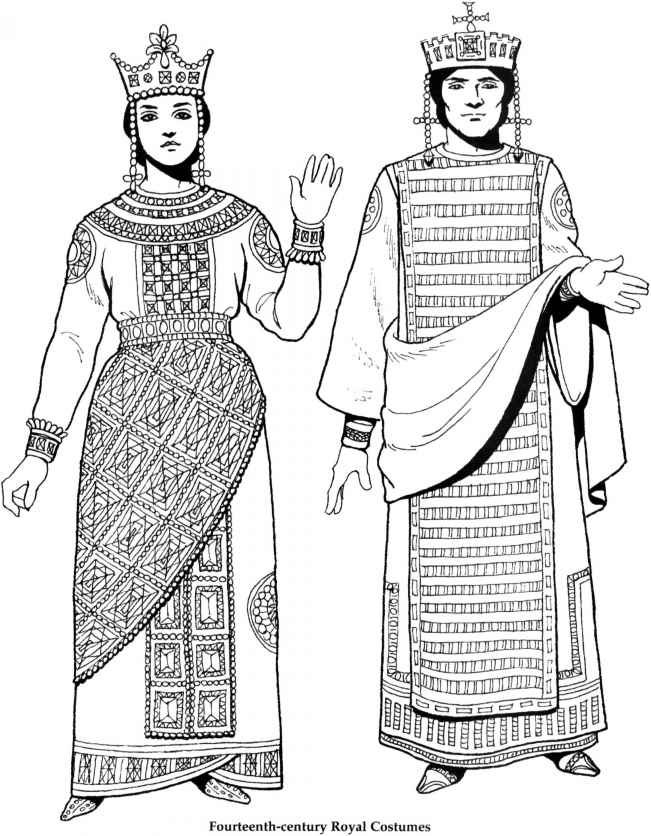 History Dress Byzantine Shoes  sc 1 st  Martel Fashion & Byzantine Clothing - Byzantine Empire - Martel Fashion