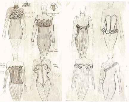 Small Details Big Ideas Fashion Design Martel Fashion