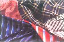 Fabric Fashion Illustrations