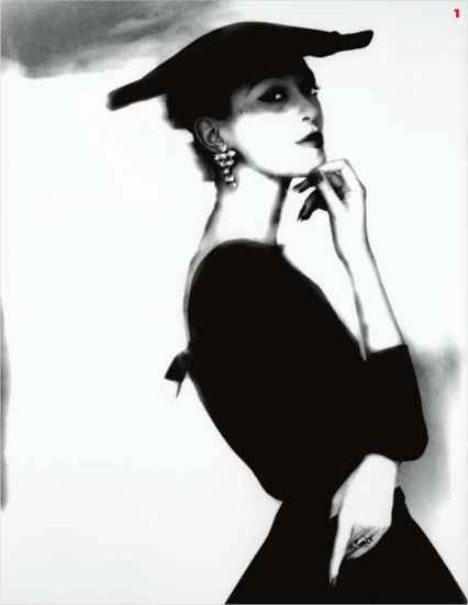 Lillian Bassman Herself