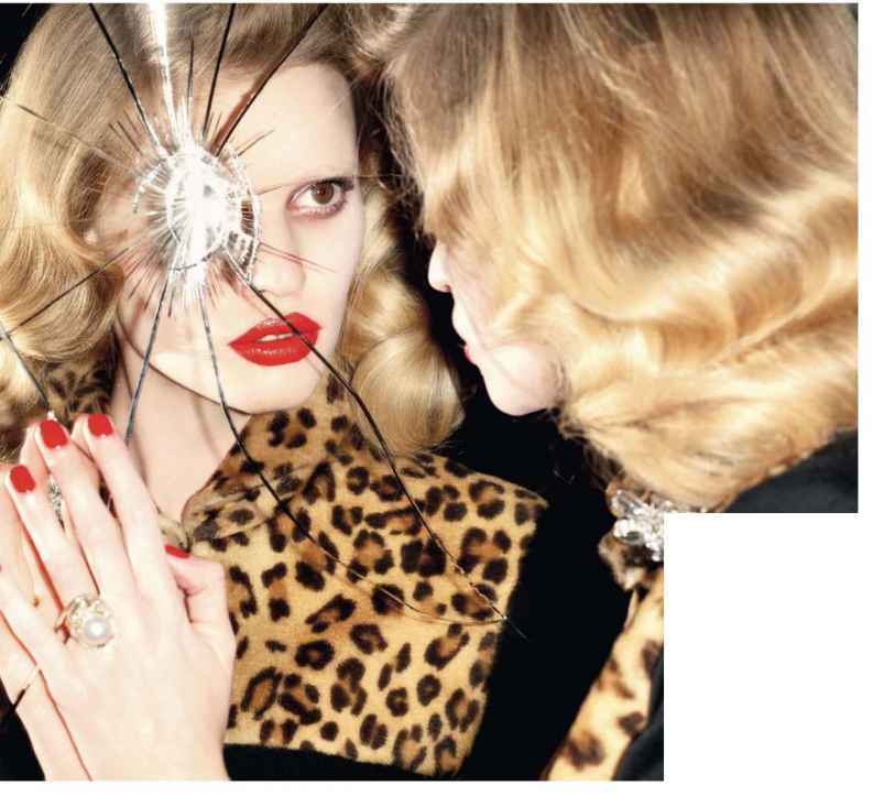 Terry Richardson Vogue Paris 2007 Drugs