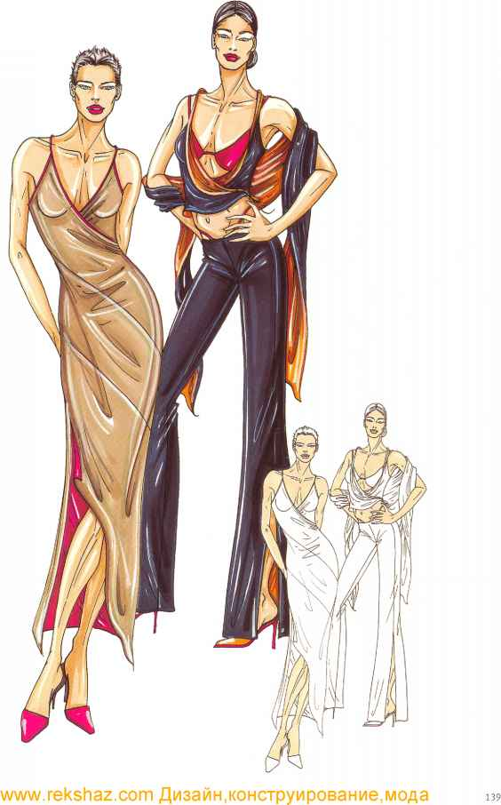 how to learn sketching for fashion designing