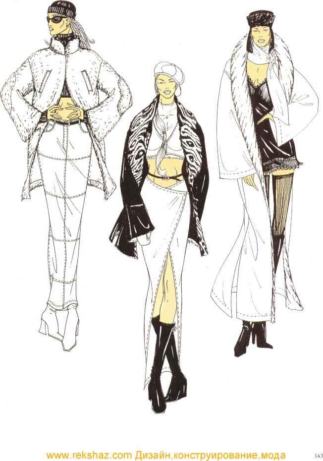 Sketches Of Clothing Designs | Fashion Design Figure Drawing Martel Fashion