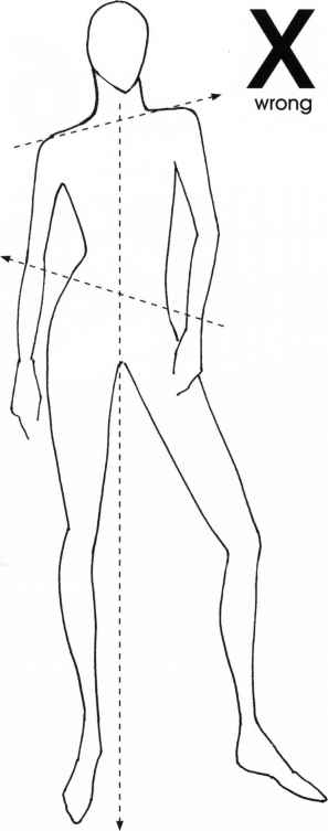Fashion Template Figures