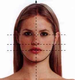the face figure illustration martel fashion