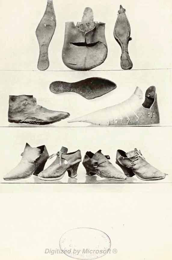 Mediaeval Shoes