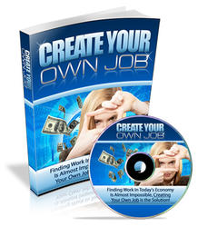 Create Your Own Job
