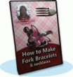 Making Fork Bracelets - How To Make Amazingly Unique Fork Jewelry