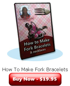 How to Make Fork Bracelets