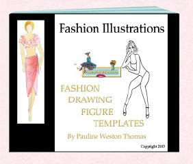 100 Illustrated Pages Of Fashion History