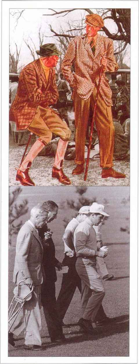 Knickerbocker Tweed Duke Windsor