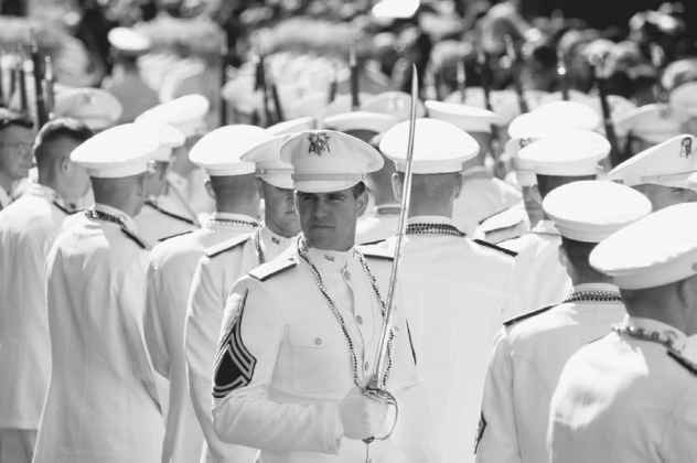 Indonesian Navy Aiguillettes