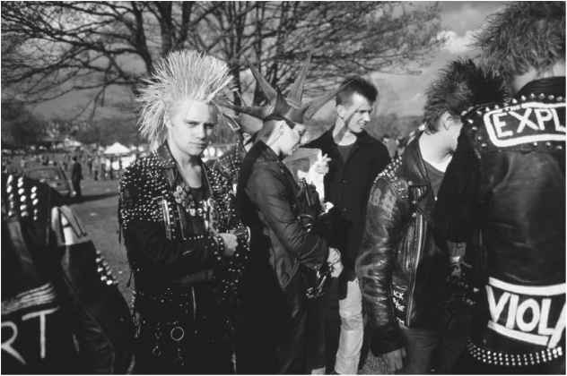 Punk Movement 1970s