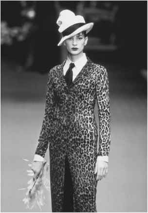 1940s Fashion Prints Animal