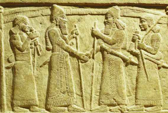 Ancient Mesopotamia Clothing Pictures