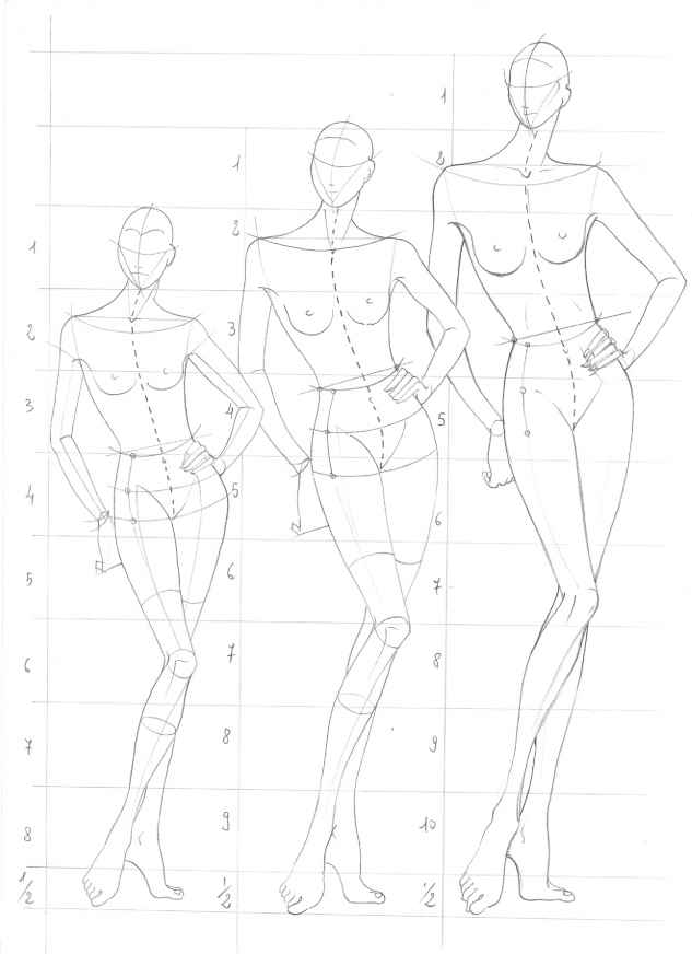 Body Pose Structures