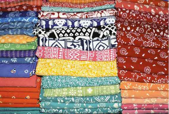 African Weaving Cloth