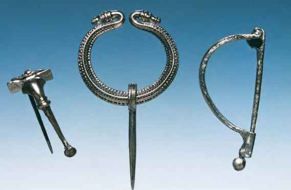 Ancient Greek Pins