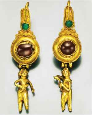 Ancient Egyptian Gold Jewelry Pictures