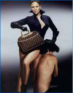 Louis Vuitton Celebrity Ads
