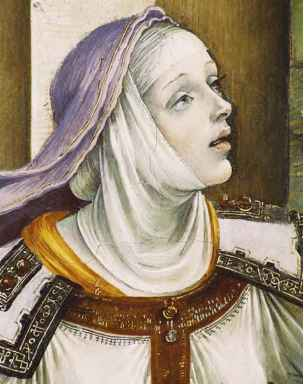 Modest Women The Middle Ages