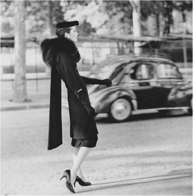 "historical context within fashion History of fashion 1940's – 1950's ""as long as there is a desire for change and sense of fantasy – there will be fashion"" vogue 1940."