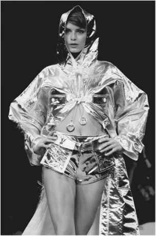 Andre Courreges Space Look
