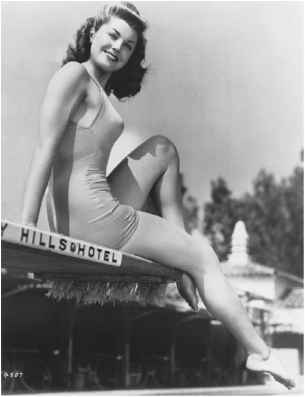 Esther Williams Publicity Stills