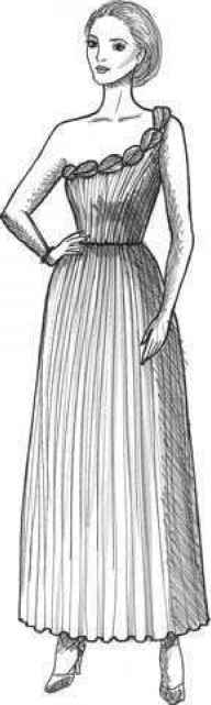 Madame Gres Sketch