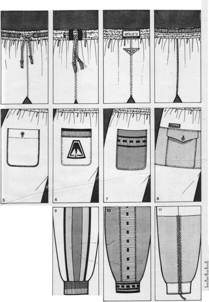 Casual Trousers Womenswear Martel Fashion